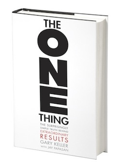 the-one-thing-cover