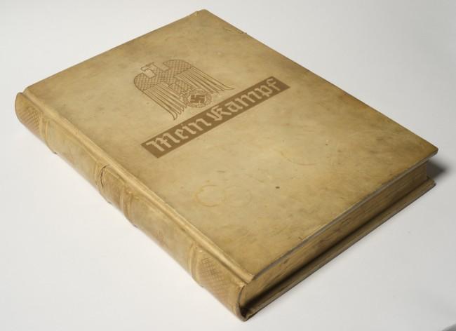Himmler's Copy of Hitler's 'Mein Kampf'