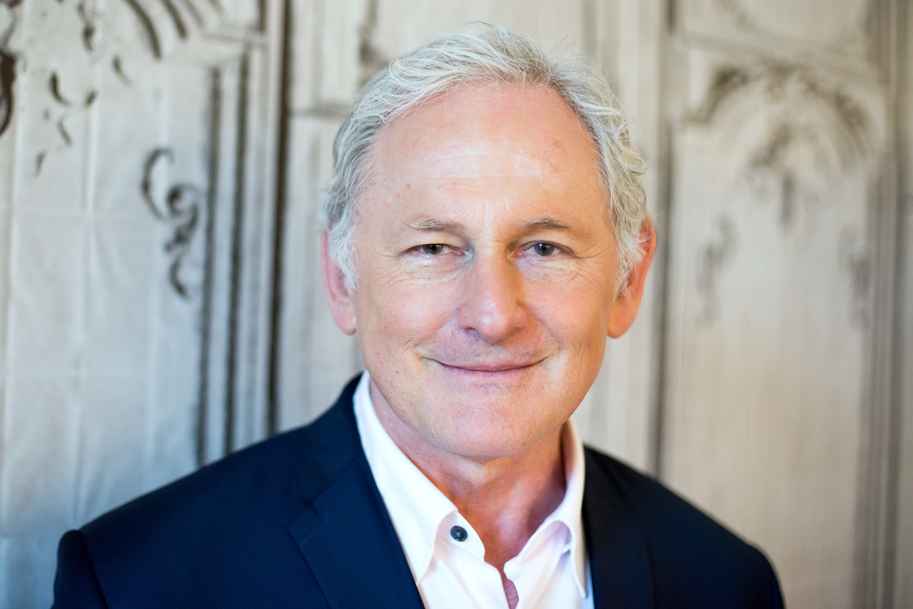 Actor Victor Garber attends the AOL Build Speaker Series at AOL Studios In New York on June 22, 2015 in New York City.