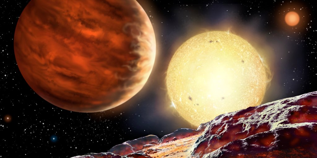 So a 15-Year-Old Intern Has Discovered a New Planet. What's Your Excuse?
