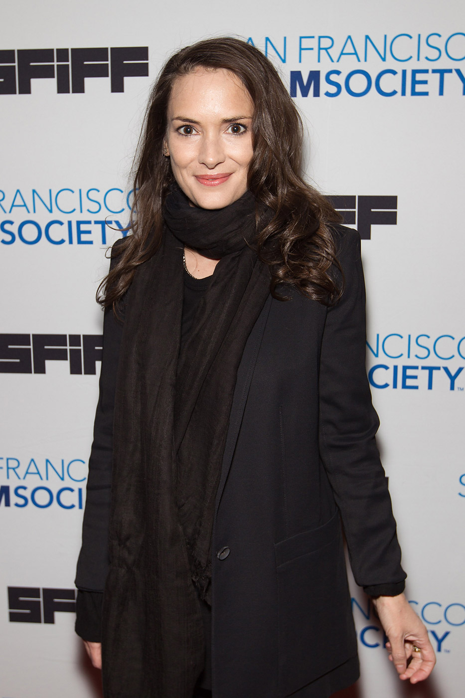 Winona Ryder arrives at the Closing Night Gala Premiere Of  Experimenter  at the 58th San Francisco International Film Festival at Castro Theater on May 7, 2015 in San Francisco.