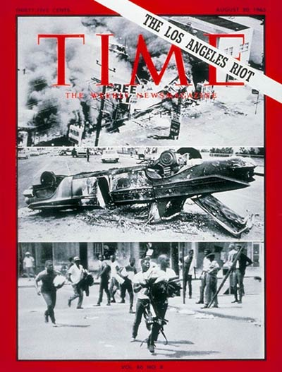 The Aug. 20, 1965, cover of TIME