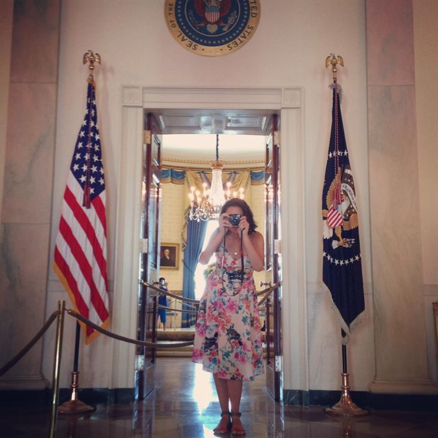 📷 #whitehousetour