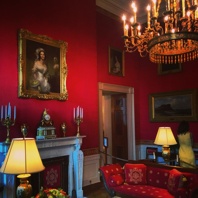 Guess the name of this room #whitehousetour
