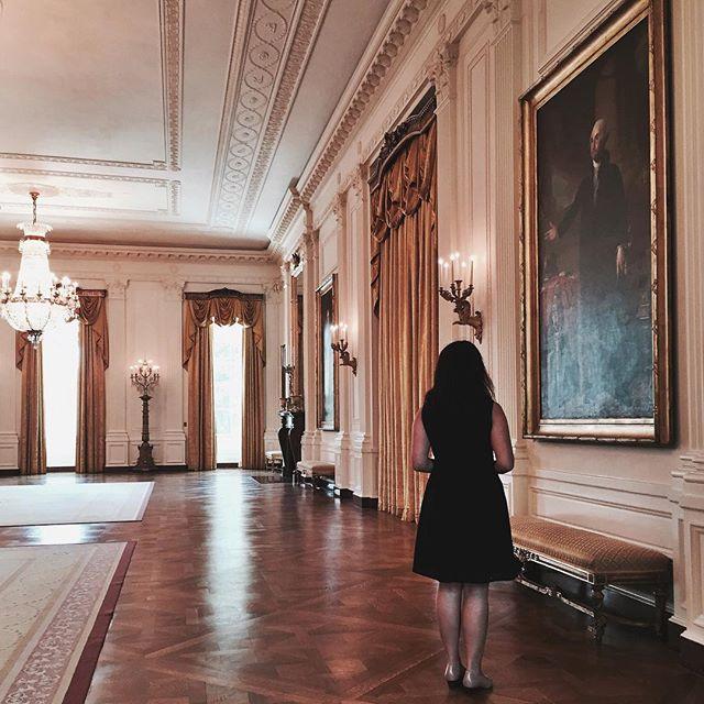 Jessica | @bontraveler | #whitehousetour