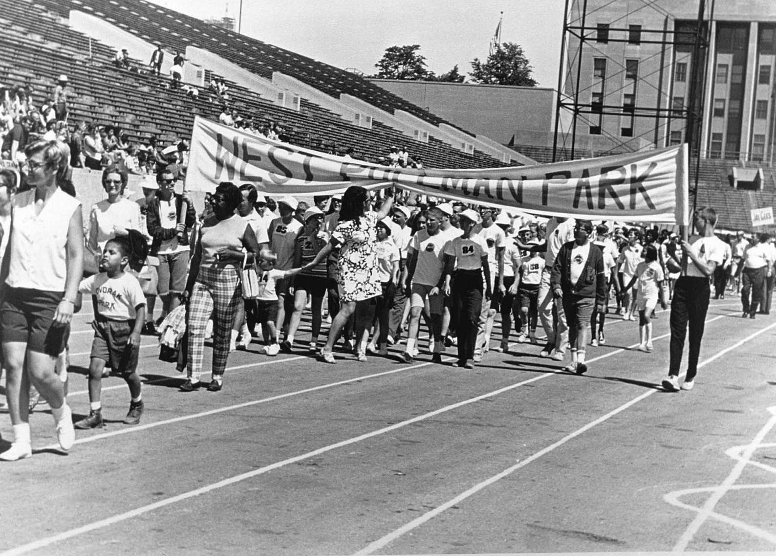 The 1968 games included track and field, swimming and diving, and a variety of other sports, setting the stage for the Special Olympics World Games to come in later years.