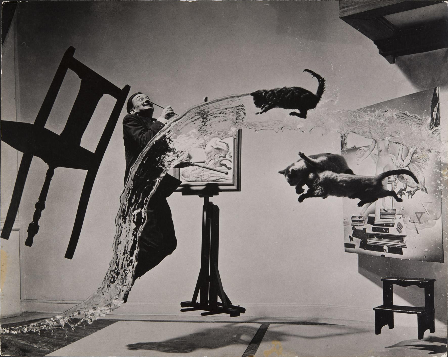 Dali Atomicus, 1948.
