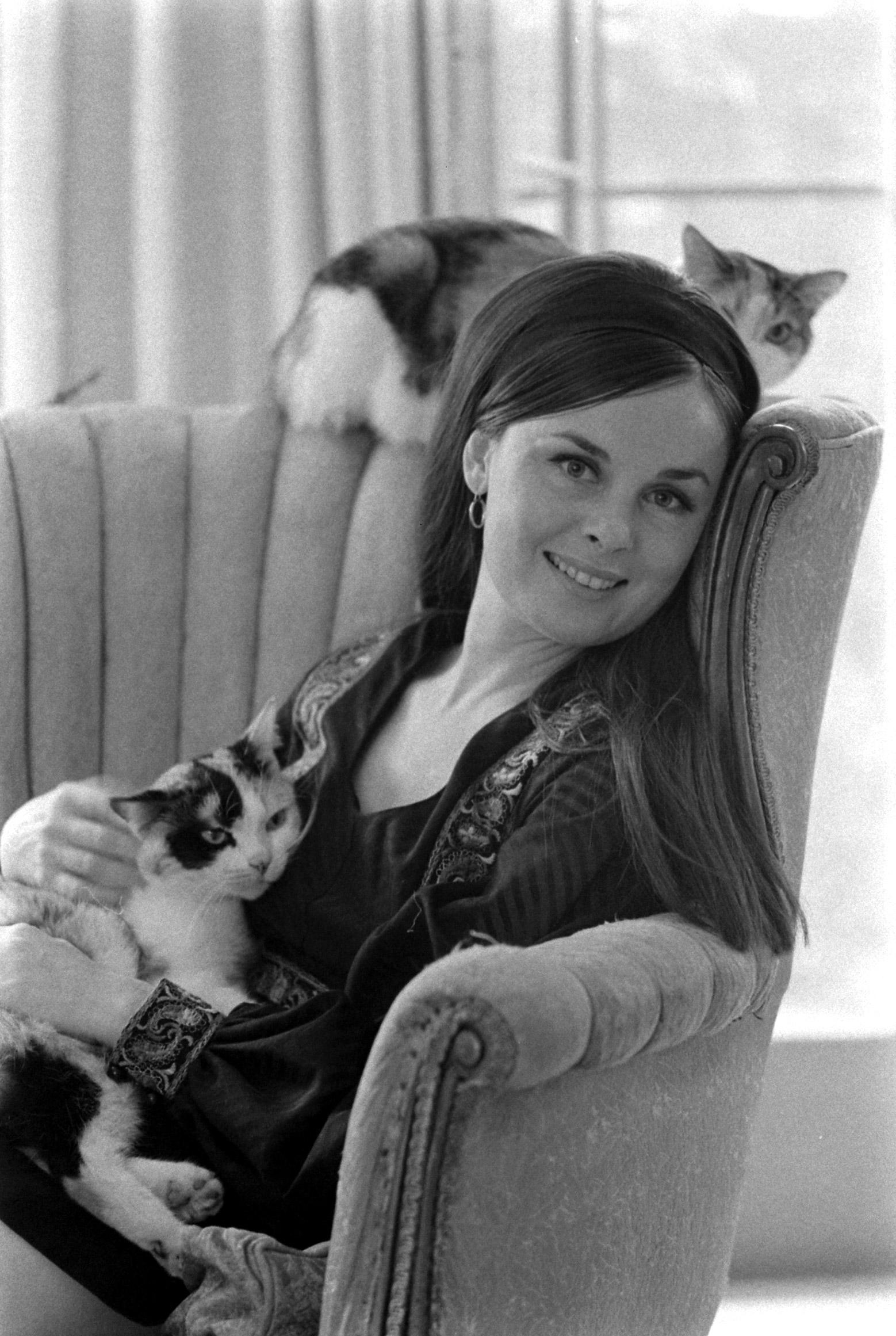 Author of  The Beauty Trap,  Jeanne Rejaunier.