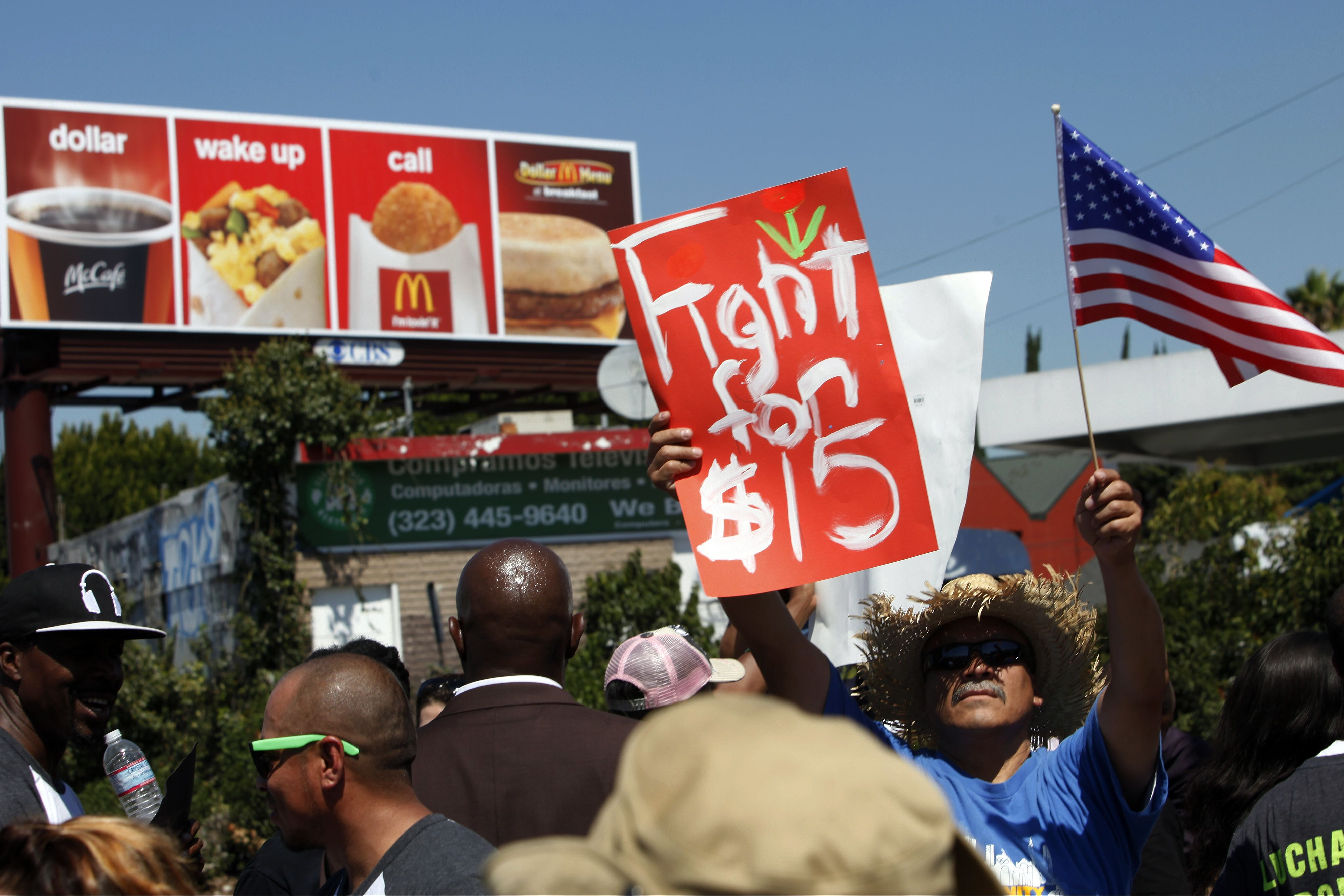 Here's What a $15 Per Hour Wage Means For Fast Food Prices