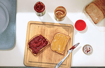 The creamy (or chunky) peanut spread has become a mainstay of the American diet.