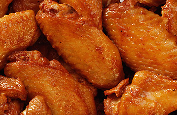 A Brief History Of Buffalo Wings Time