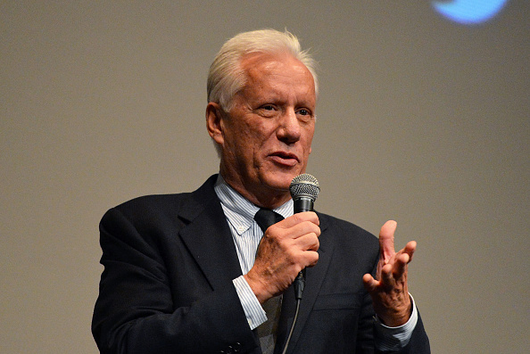 Once Upon A Time In America  cast member James Woods attends the 52nd New York Film Festival at Walter Reade Theater on September 27, 2014 in New York City
