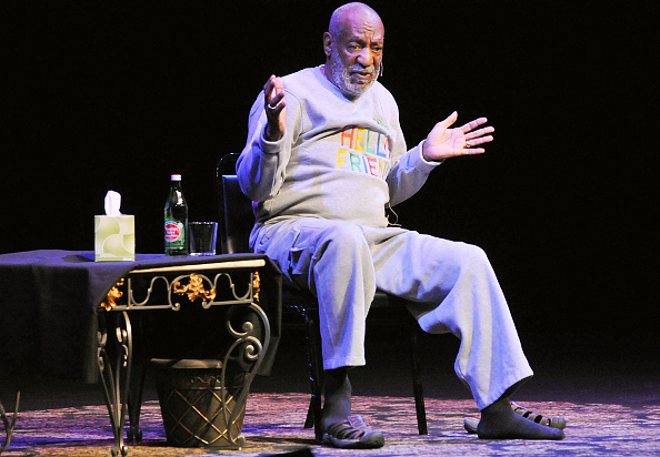 Actor Bill Cosby performs at the King Center for the Performing Arts on Nov. 21, 2014, in Melbourne, Fla.