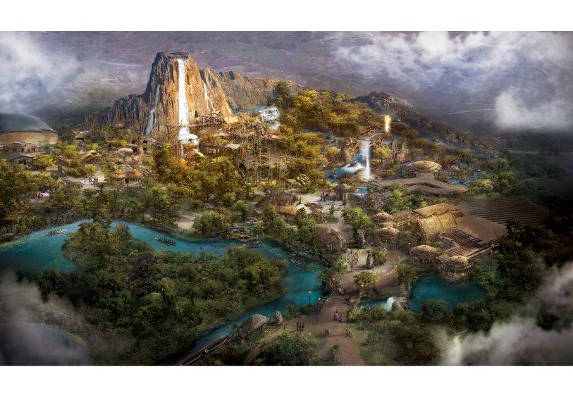 disney shanghai theme park china