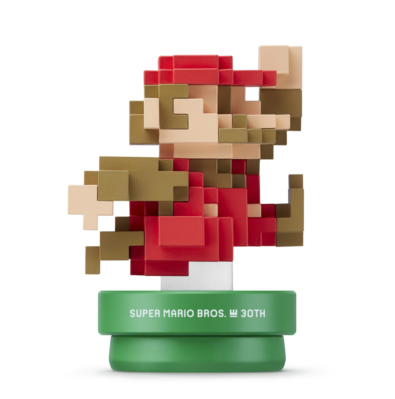 One of Nintendo's new Mario-themed Amiibo.