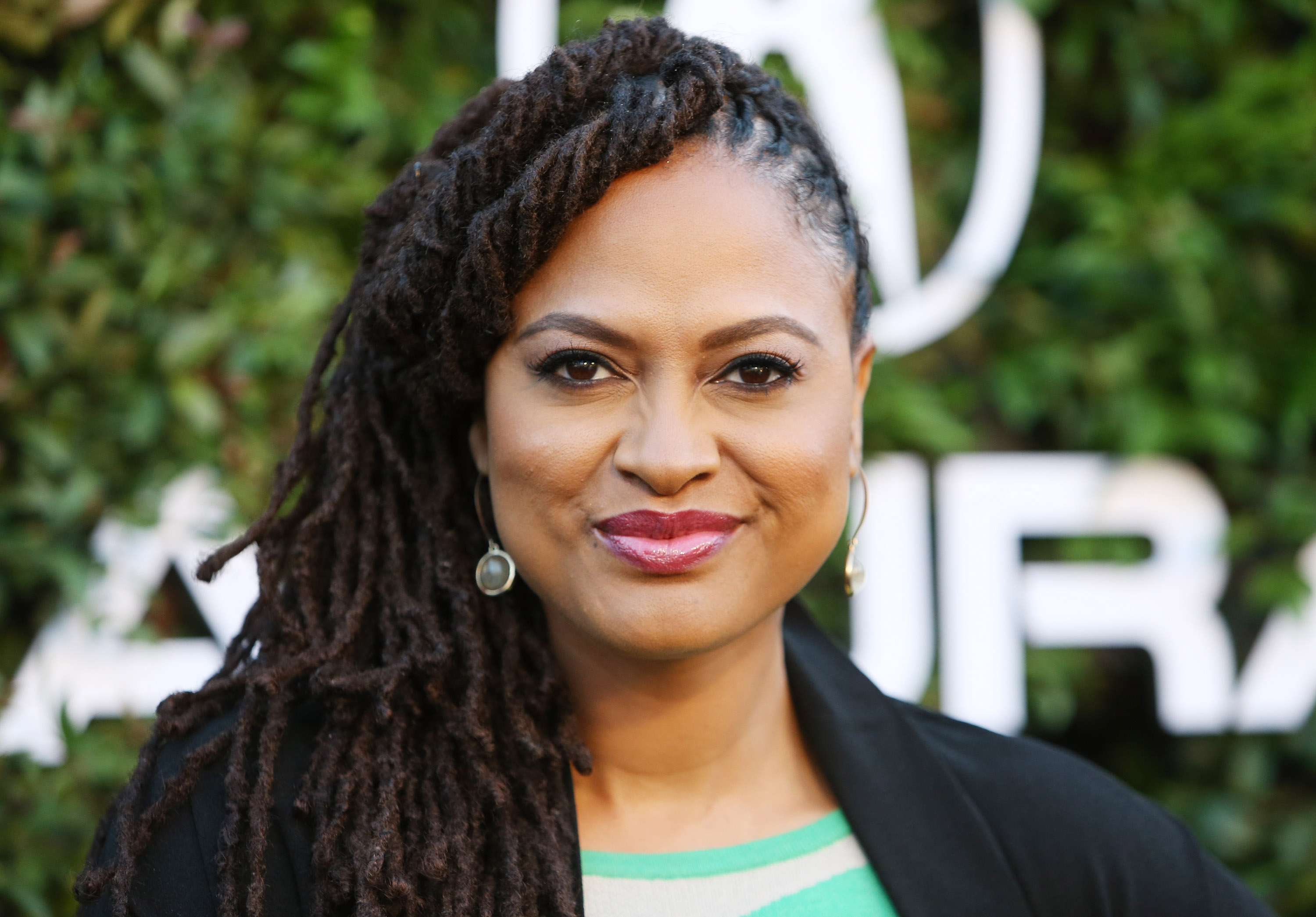 Ava DuVernay arrives at the 2015 Sundance Institute Celebration Benefit held at 3LABS on June 2, 2015 in Culver City, Calif.
