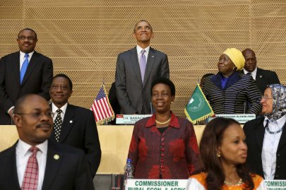 Barack Obama Africa Ethiopia