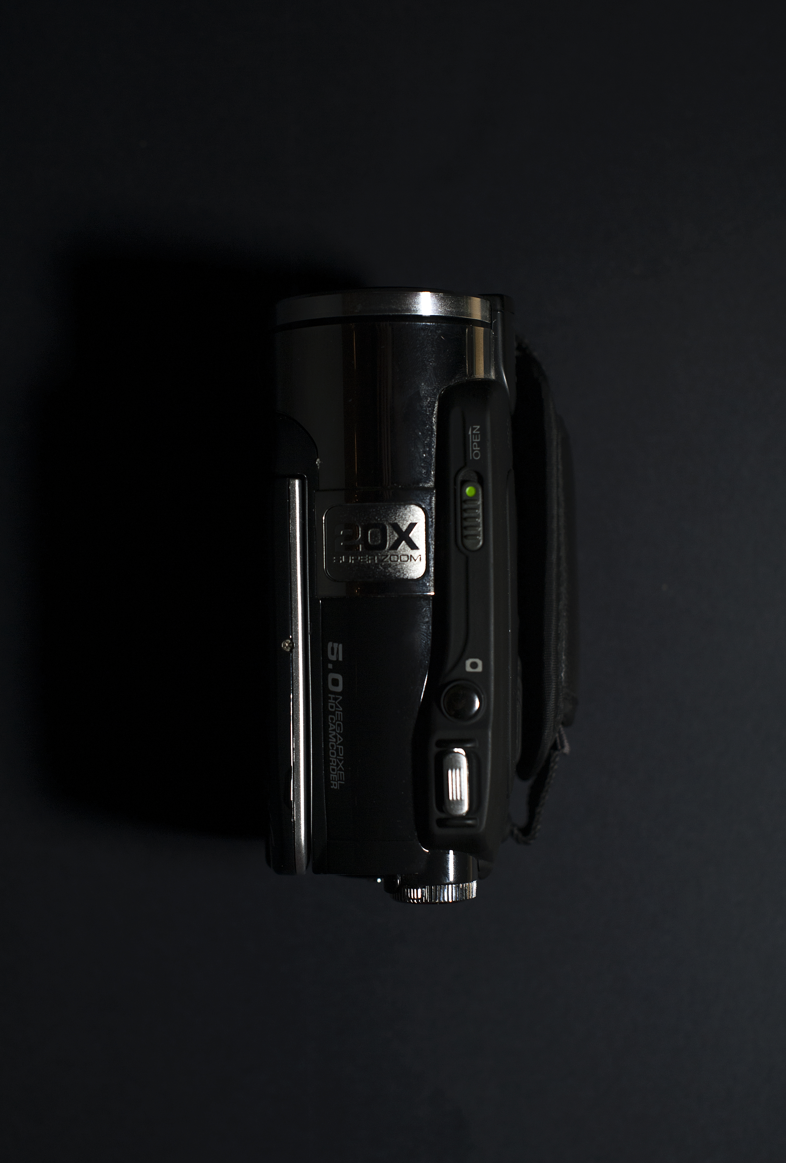 A full-spectrum camera is important to paranormal research due to the fact that it will capture images that are invisible to the human eye. This camcorder has been modified to see the full light spectrum from IR and UV, as well as visible light.