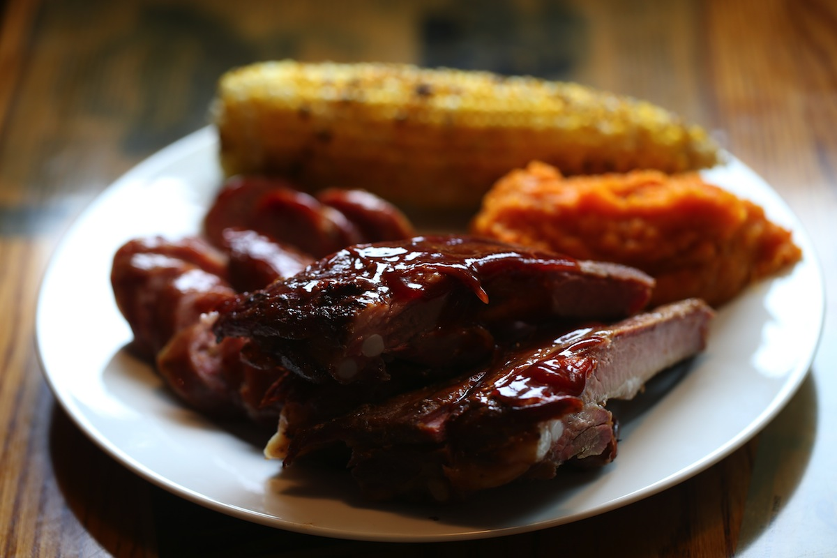 The American Barbecue In Rowley