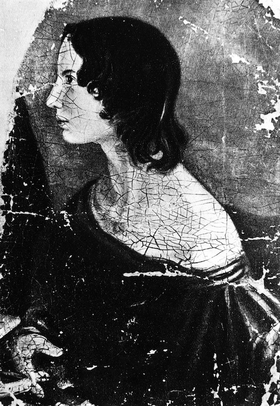 Painting of Emily Jane Bronte