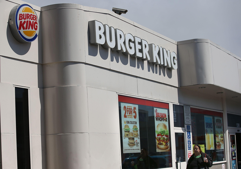 A Burger King restaurant in San Francisco, Calif.