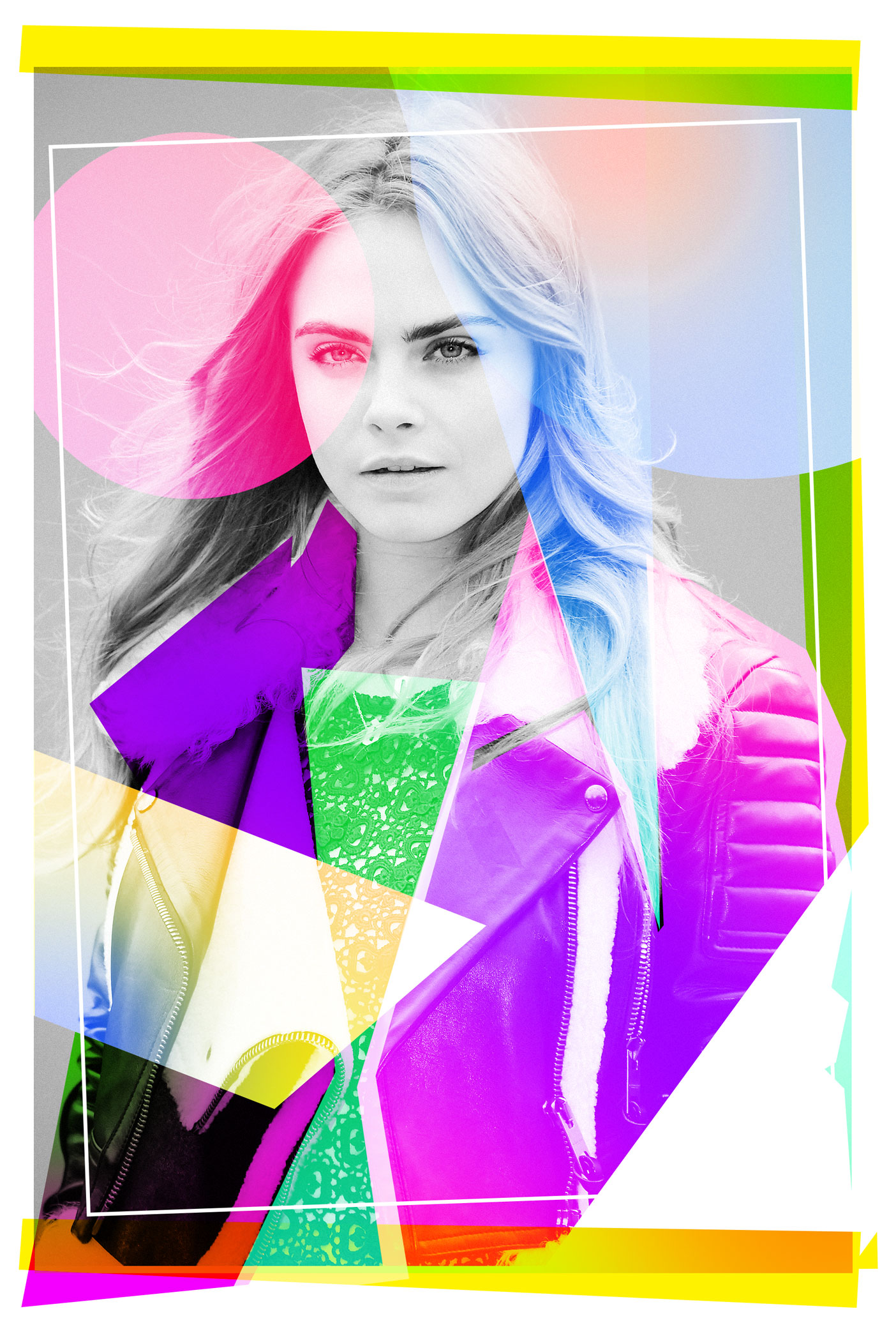Cara Delevingne Interview Paper Towns Suicide Squad Modeling Future Time