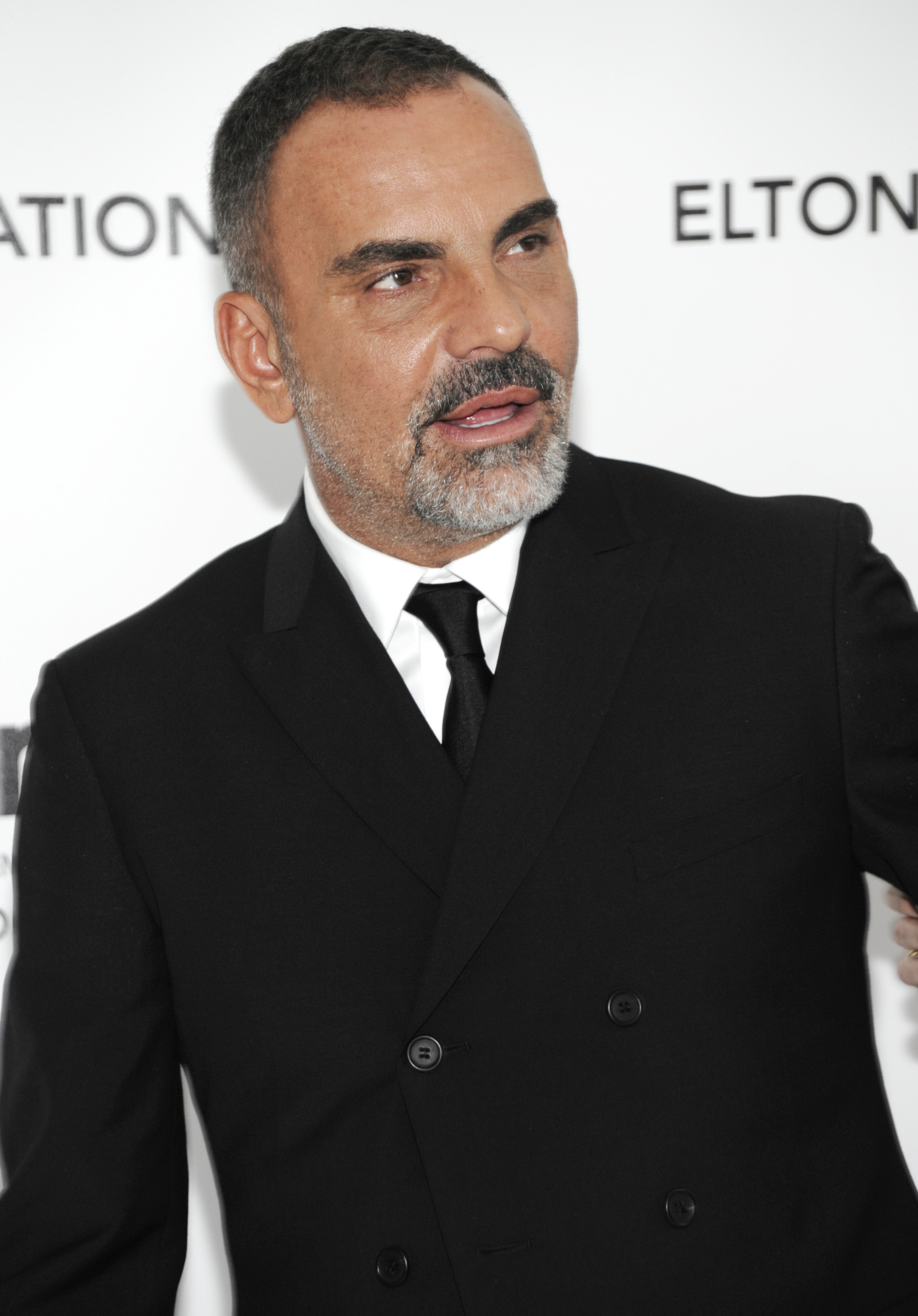 Christian Audigier at the Elton John AIDS Foundation Academy Awards viewing party in West Hollywood, Calif. on Feb. 26, 2012.