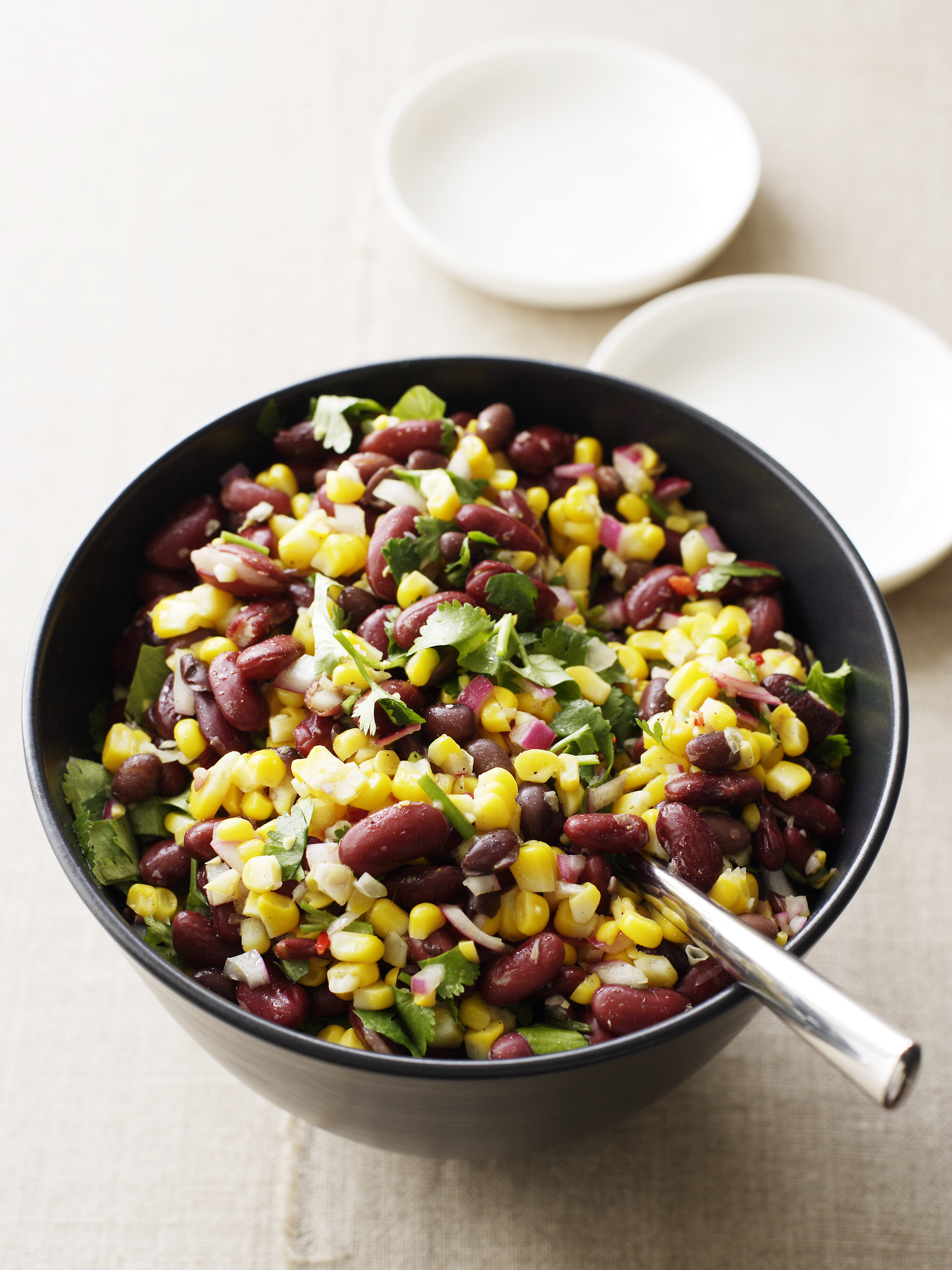 why gain weight on bean and rice diet?