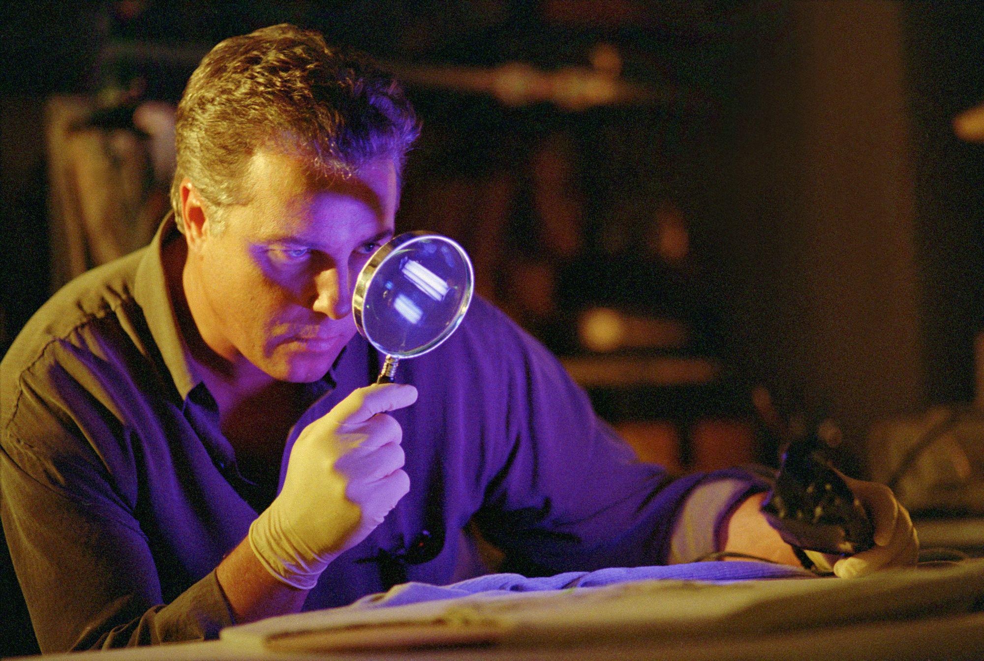 CSI uma série de investigação que merece ser lembrada