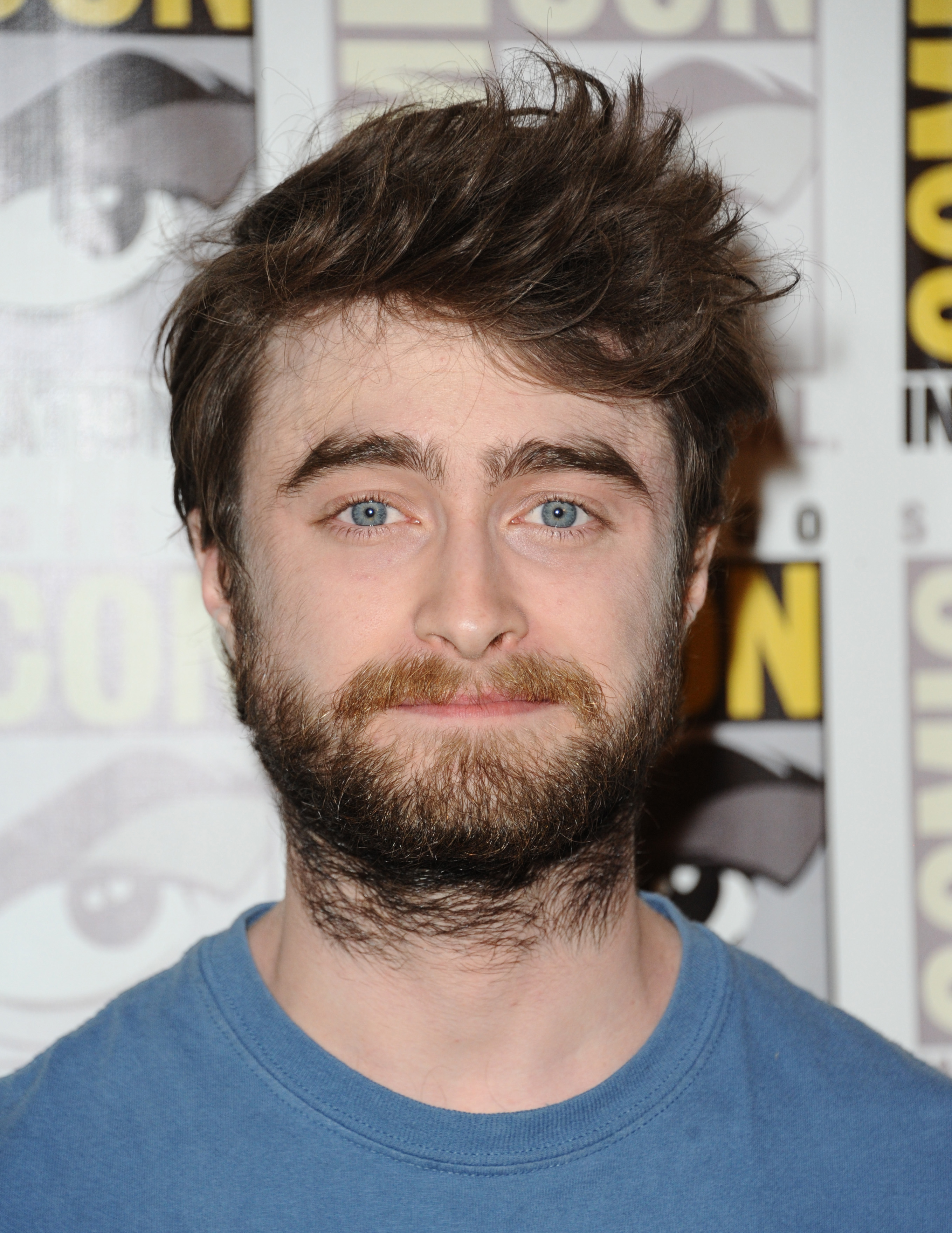 Daniel Radcliffe at Comic-Con International in San Diego on July 11, 2015.