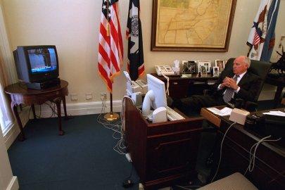 Dick Cheney 911 Photos
