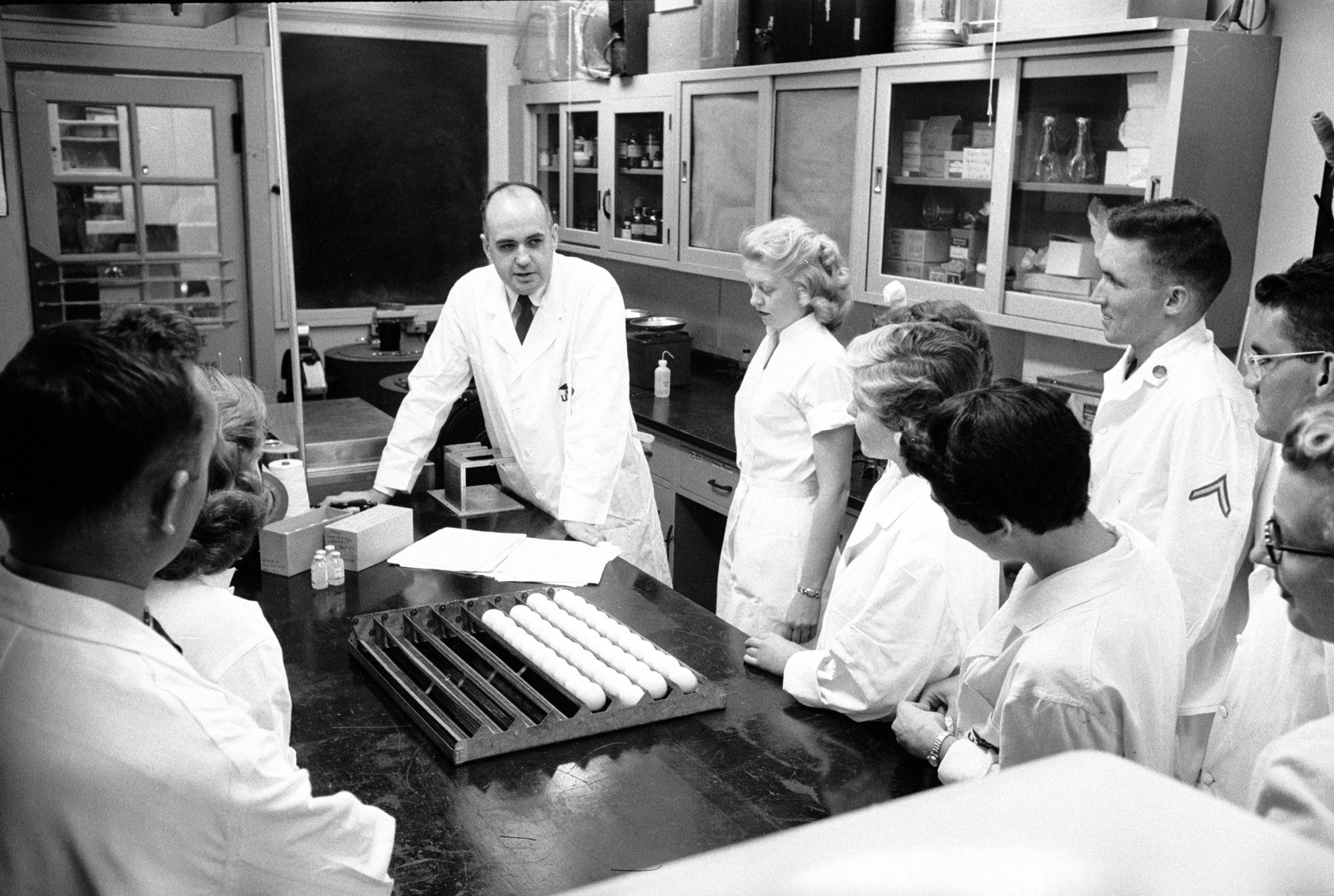 Dr. Maurice Hilleman Vaccines