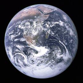 Earth Blue Marble Apollo 17 1972