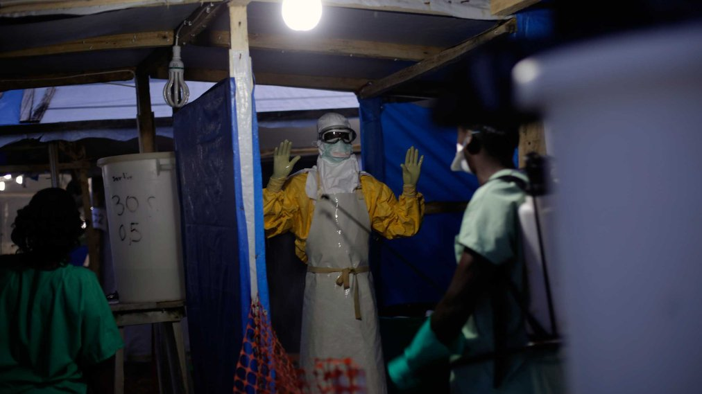 What It's Like To Fight Ebola When the World Stops Listening