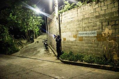 El Salvador gangs violence