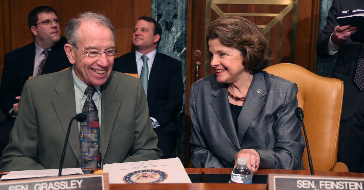 Senators Feinstein and Grassley on Medical Marijuana ...