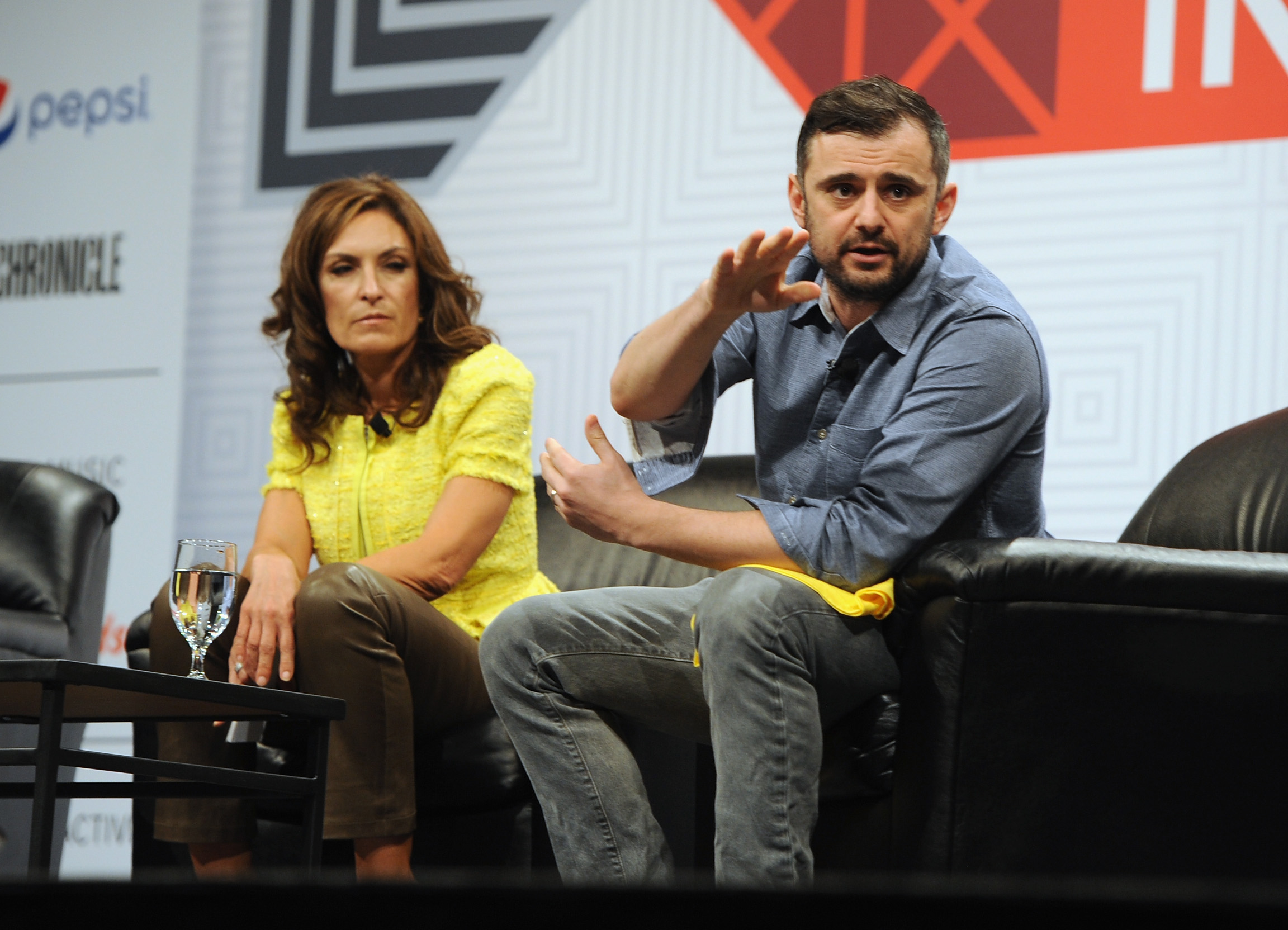 Gary Vaynerchuk, CEO of VaynerMedia, speaks onstage at 'What It Really Takes To Win In Business' during the 2015 SXSW Music, Film + Interactive Festival at the Austin Convention Center on March 14, 2015 in Austin, Texas.