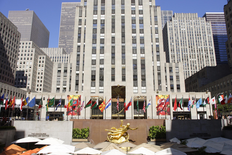 30 Rockefeller Plaza.