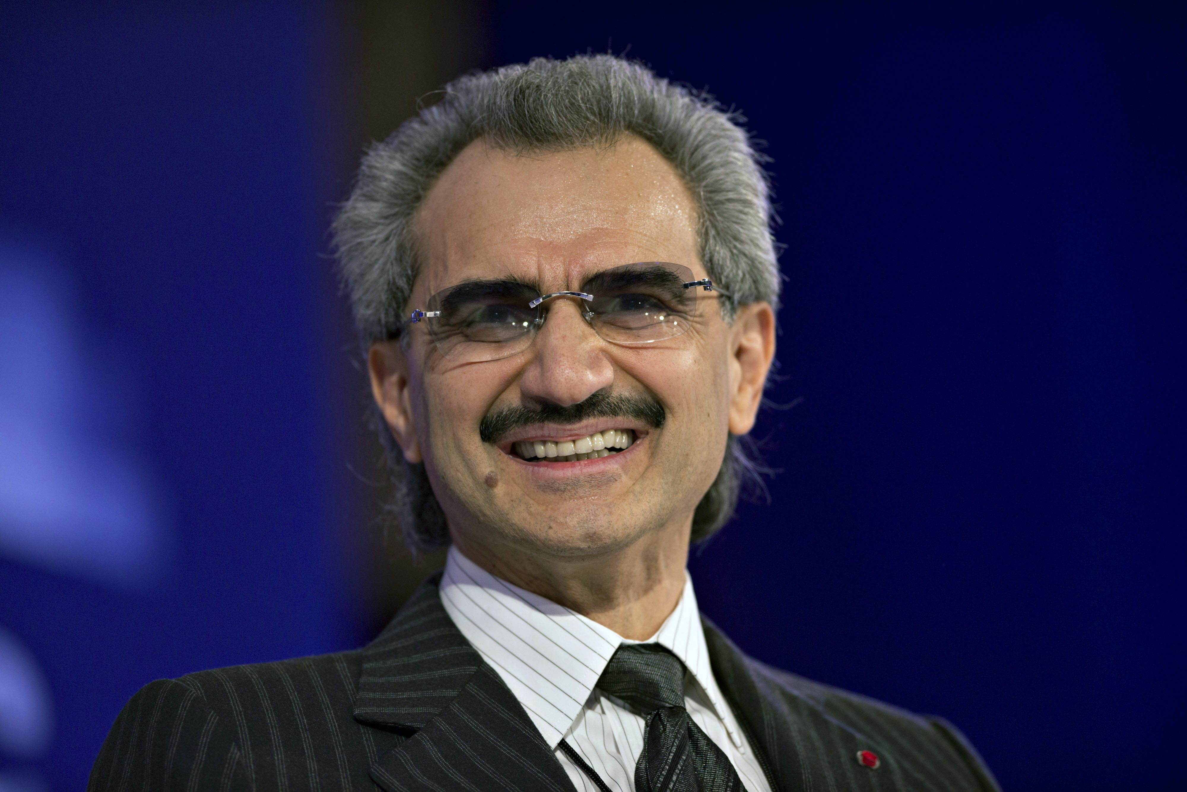 Prince Alwaleed bin Talal was among those arrested in recent crackdowns in Saudi Arabia