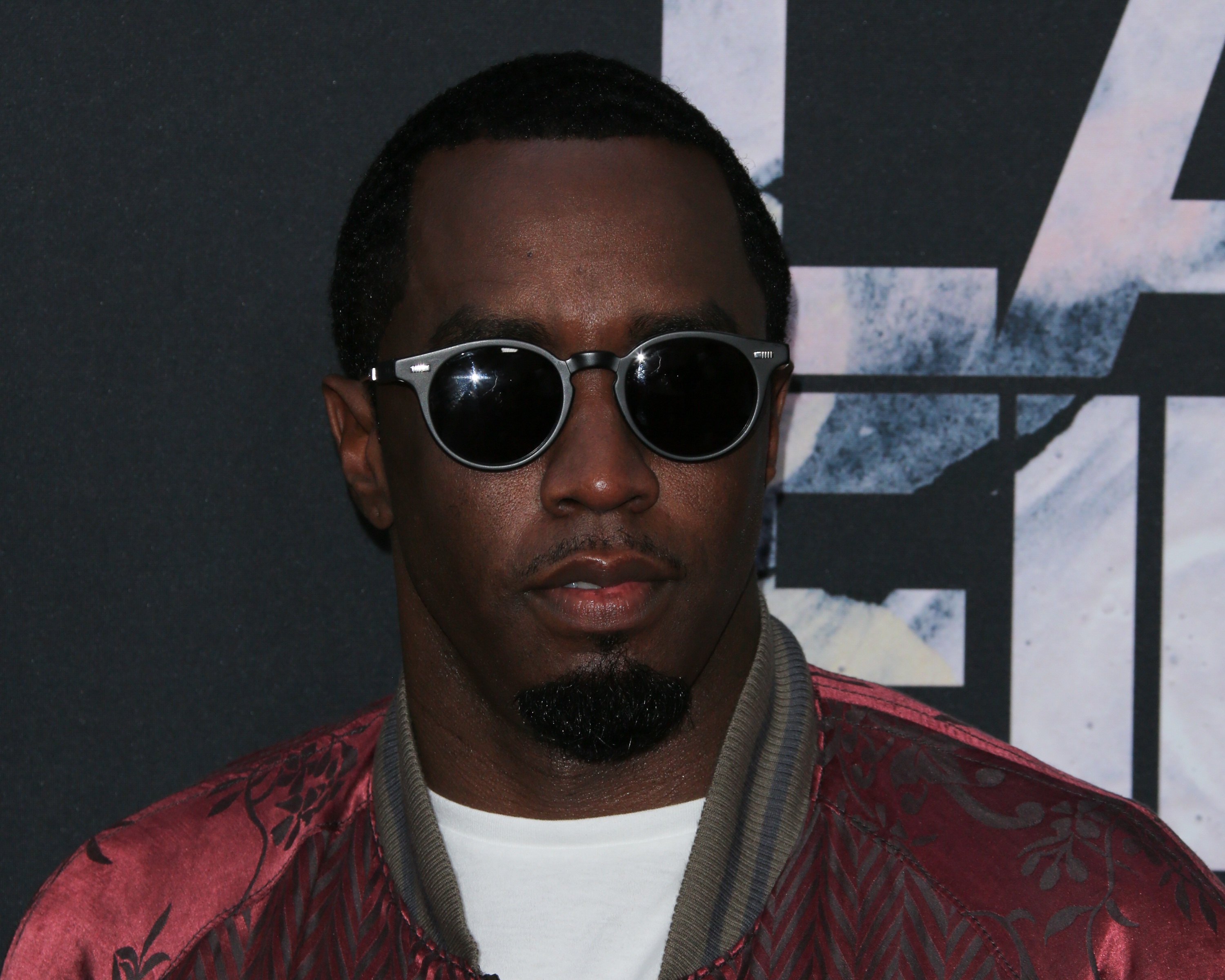 Producer Sean Combs attends the premiere of Dope at The Regal Cinemas L.A. Live on June 8, 2015, in Los Angeles, Calif.