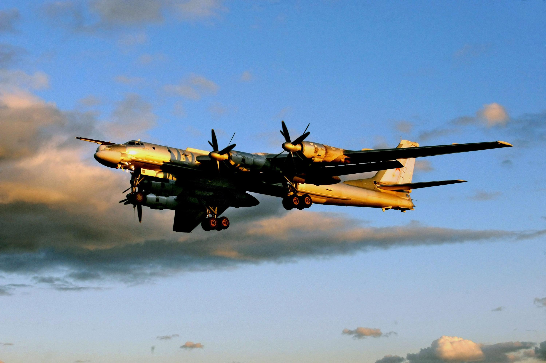 The Tu-95 is the backbone of Russia's bomber fleet
