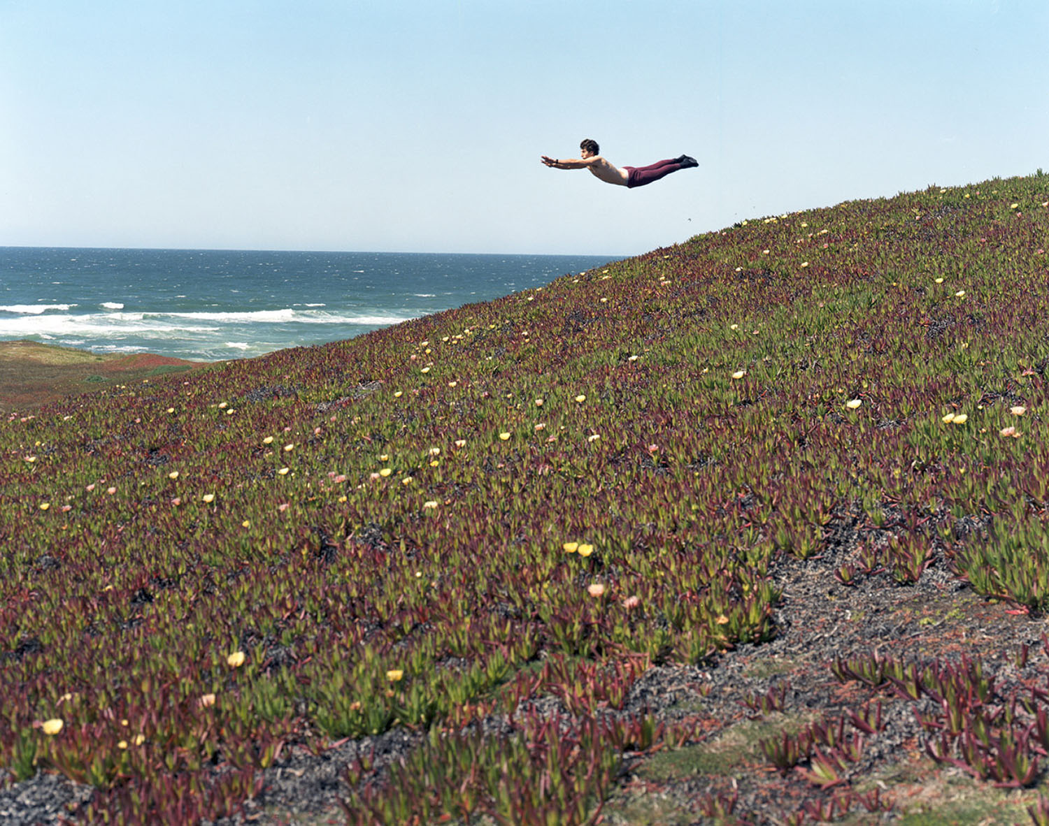 No Title (Flying Picture), 2003