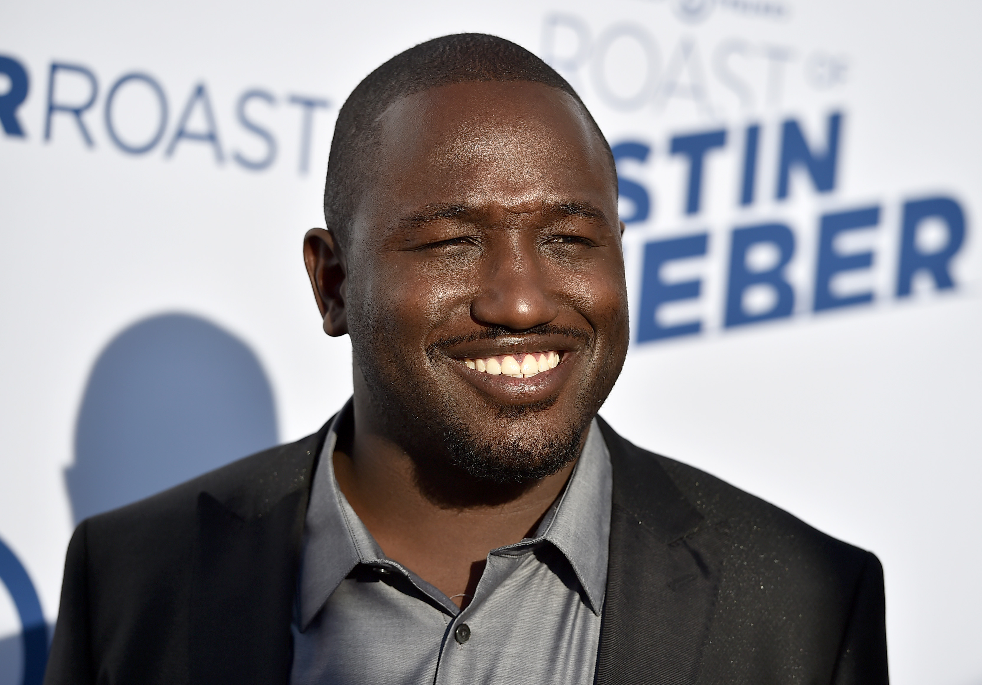 Hannibal Buress at the Comedy Central Roast of Justin Bieber in March.