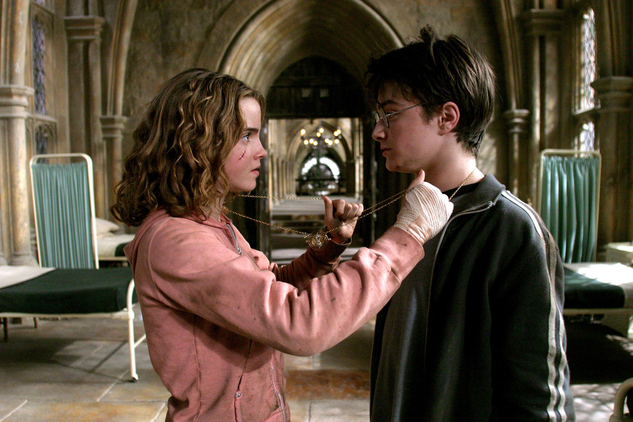 Hermione Granger Time Turner Harry Potter