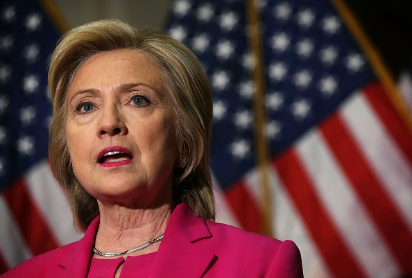 Democratic presidential candidate Hillary Clinton has spent more than $18 million since her campaign launch.