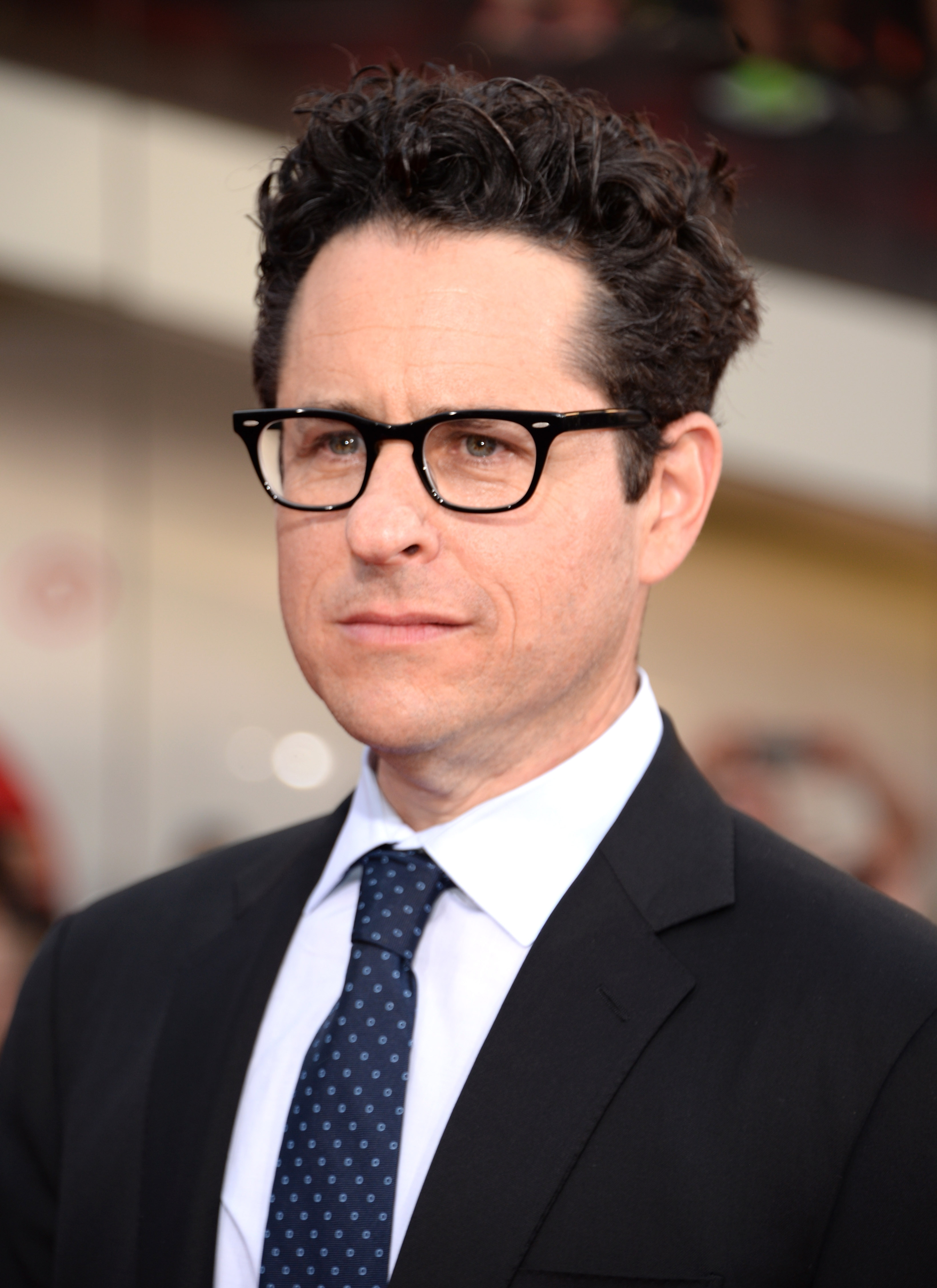 J.J. Abrams attends the New York premiere of  Mission Impossible: Rogue Nation  at Times Square on July 27, 2015 in New York City.  (Photo by Kevin Mazur/WireImage)