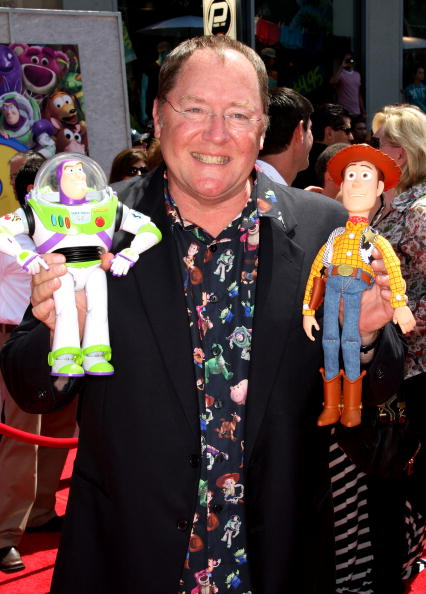 John Lasseter at premiere of  Toy Story 3  held in Hollywood on June 13, 2010.