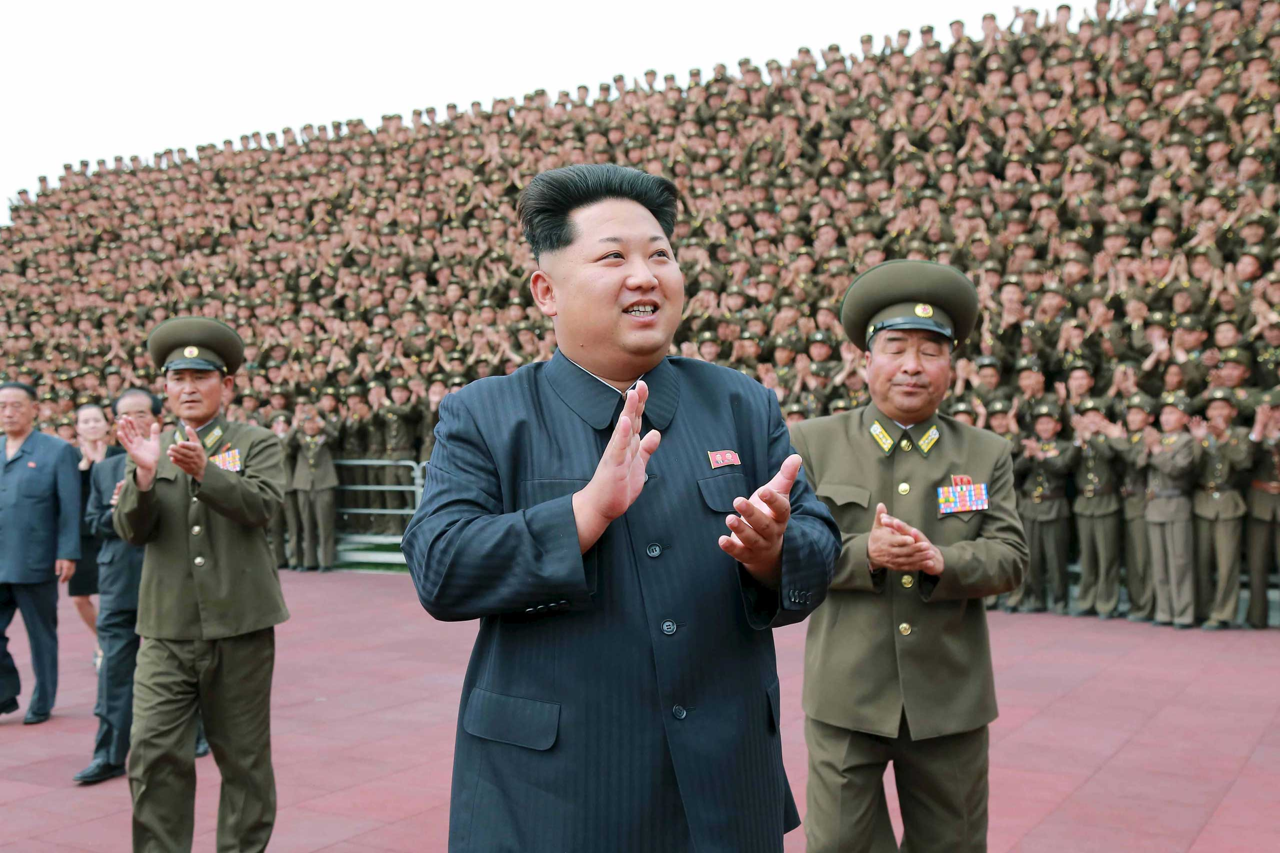 North Korea Kim Jong Un Accepts A Statesperson Prize Time