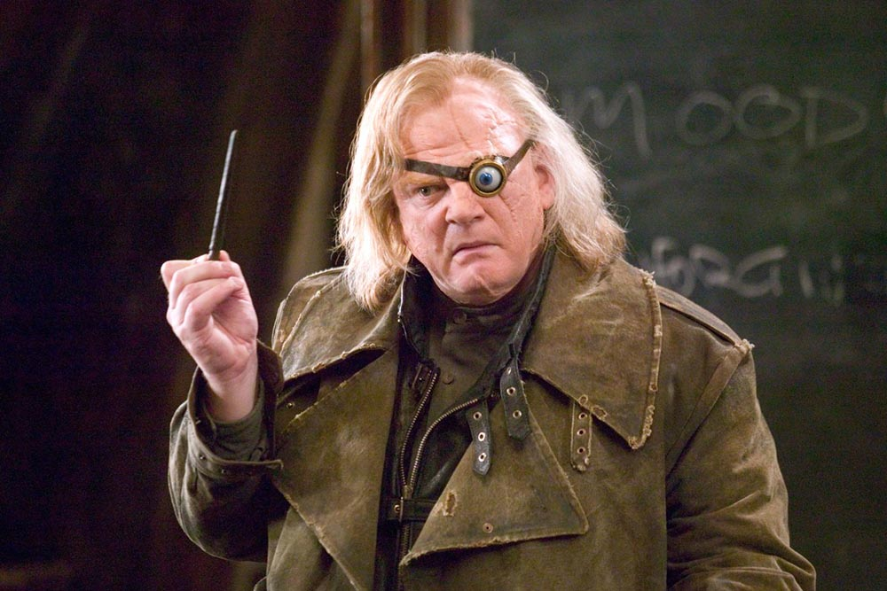 Mad Eye Moody Harry Potter