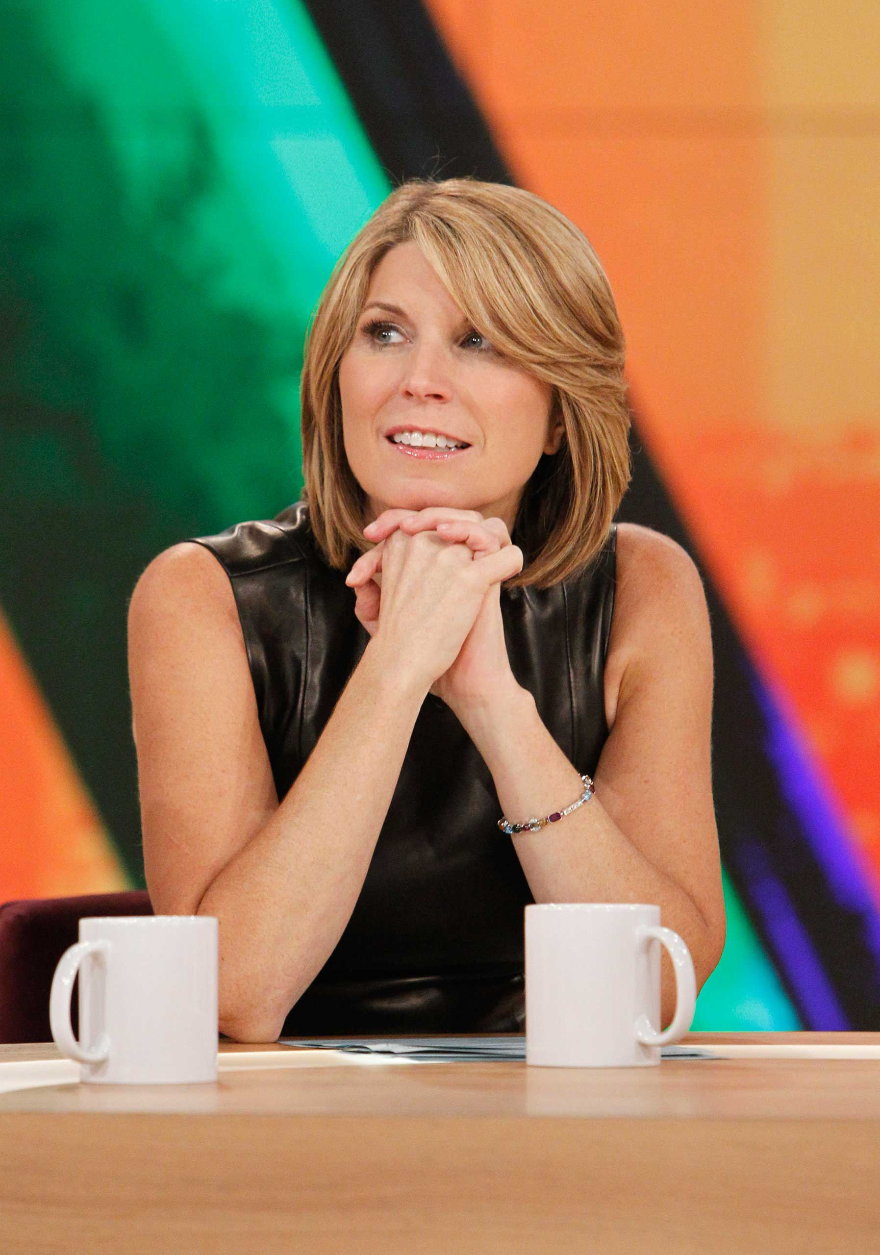 Nicole Wallace on ABC's The View.